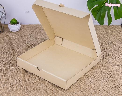 กล่องลูกฟูกพิซซ่า10นิ้ว