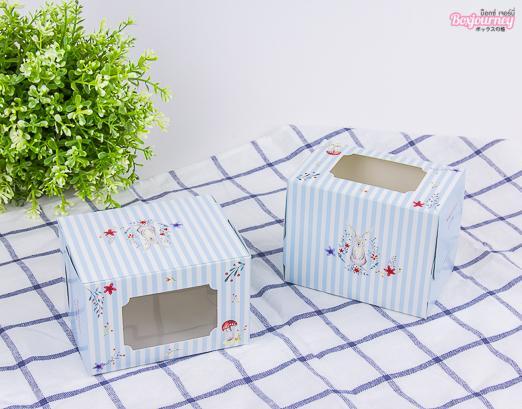 กล่องเค้ก 1 ชิ้น วันเดอร์ การ์เด้น