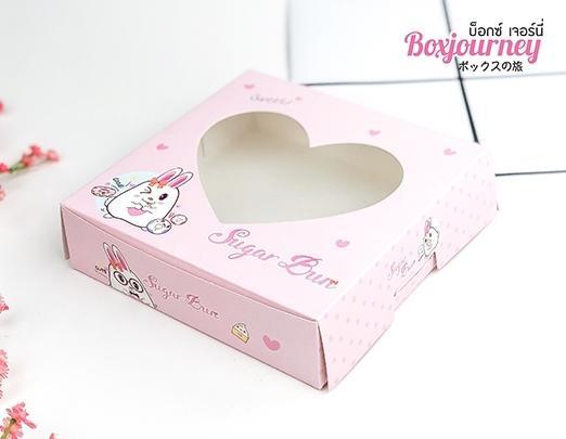 กล่องบราวนี่ ลายSugarbun 002