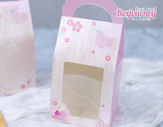 กล่องคุ๊กกี้ 180g Candy bear in Japan