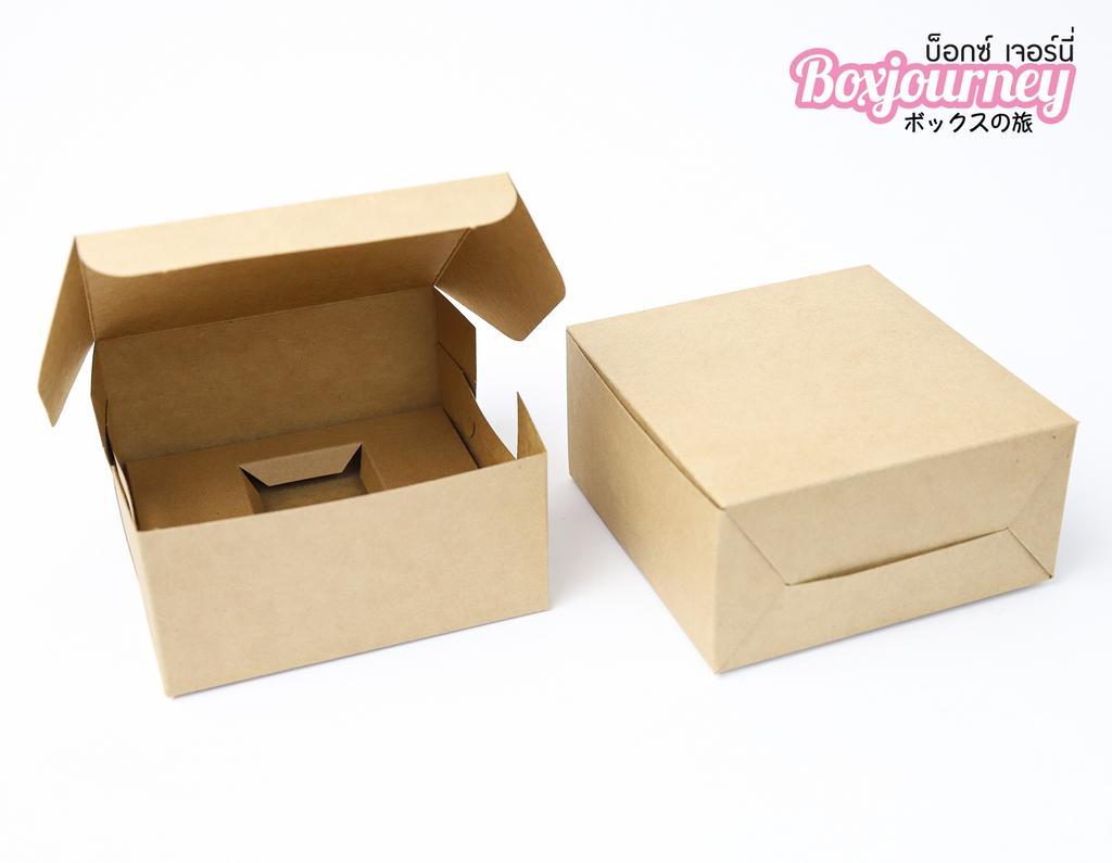 กล่องสแน็คเล็กคราฟ พร้อมฐาน 1 ช่อง